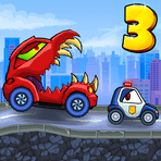 Car Eats Car 3 - Evil Cars 1.0.82