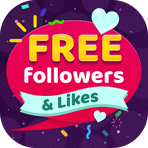 Free Followers & Likes 1.0