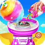 Cotton Candy Shop - kids cooking game 1.3.3113