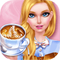 Fashion Doll: Coffee Art Salon 1.1