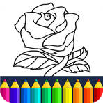 Valentines love coloring book 9.5.6