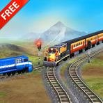 Train Racing Games 3D 2 Player 3.5
