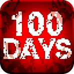 100 DAYS - Zombie Survival 2.0