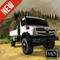 Forest Truck Simulator (мод) 1.09