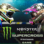 Monster Energy Supercross Game 1.8.0 для андроид