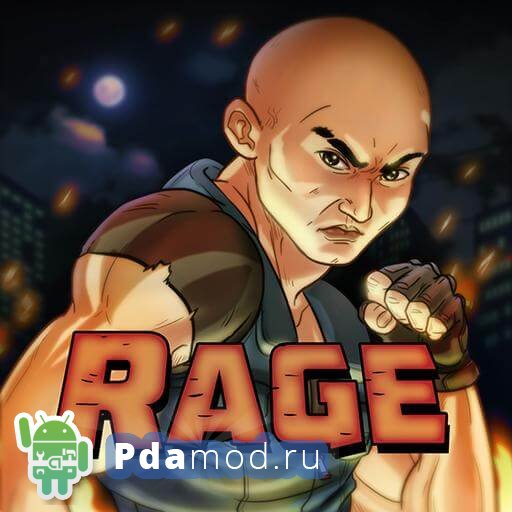 Fist of Rage: 2D Battle Platformer 1.4