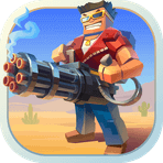 4 GUNS: 3D Pixel Shooter 0.13