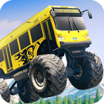 Crazy Monster Bus Stunt Race 1.6