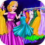 Royal Princess Makeover and Dress up Game 1.4
