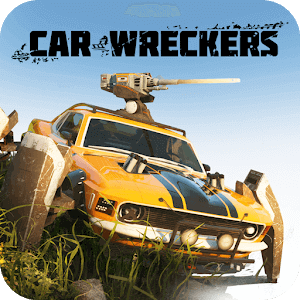 Car Wreckers Beta: Robot Cars PvP Shooter Warfare 0.009