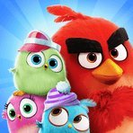 Angry Birds Match 3+
