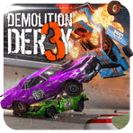 Demolition Derby 3 3+