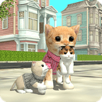 Cat Sim Online: Play with Cats 12+