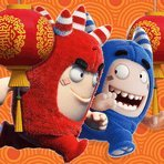 Oddbods Turbo Run 3+