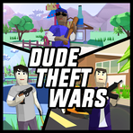 Dude Theft Wars: Open World Sandbox 16+