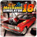 Car Mechanic Simulator 18 3+
